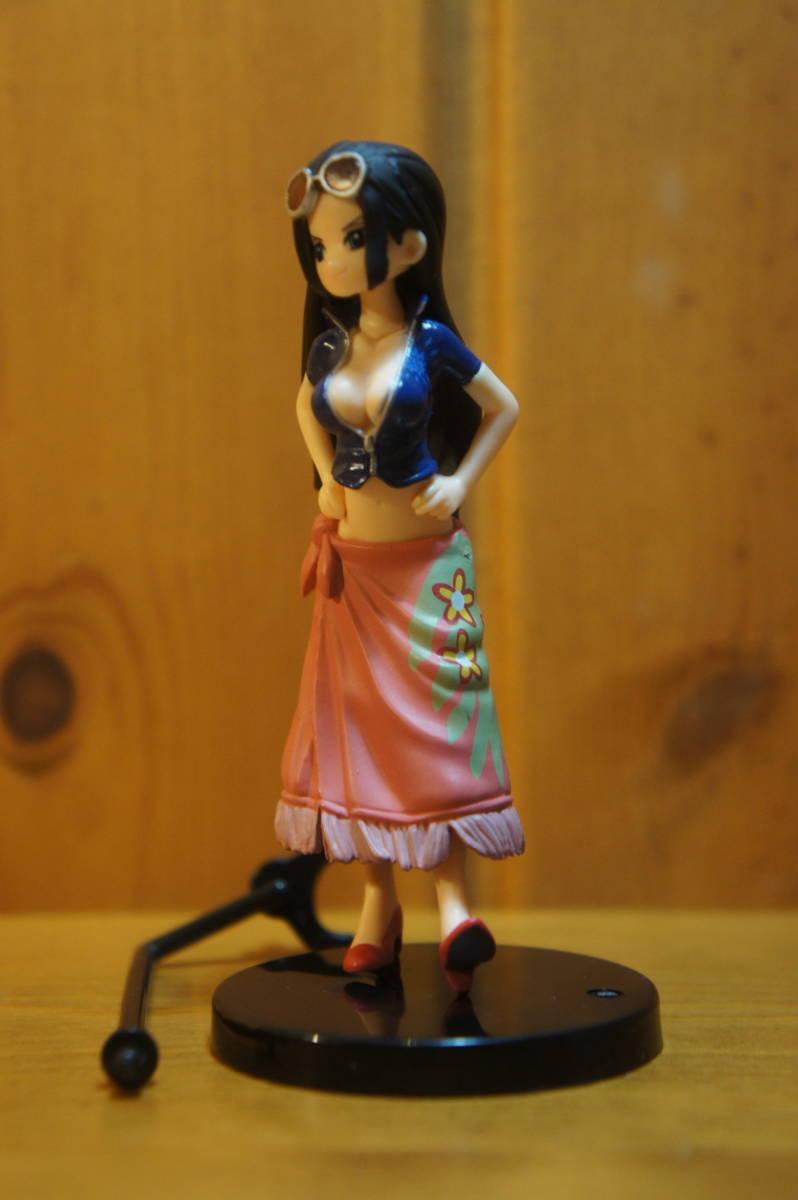 フィギュア ニコ・ロビン Half Age Characters ワンピース girls party! ハーフエイジキャラクターズ_画像2