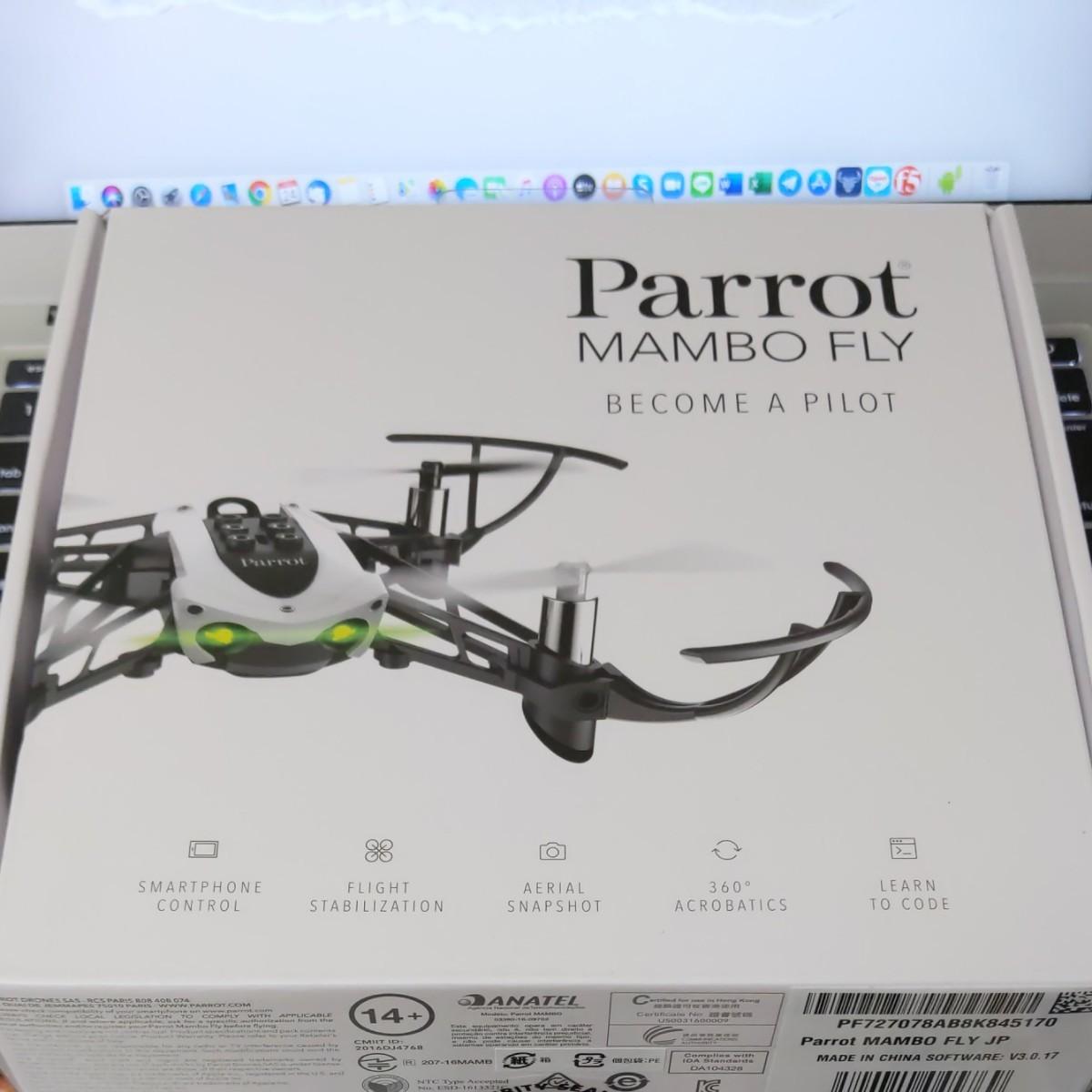 ドローン Parrot MAMBO FLY 新品未開封未使用 PF727078