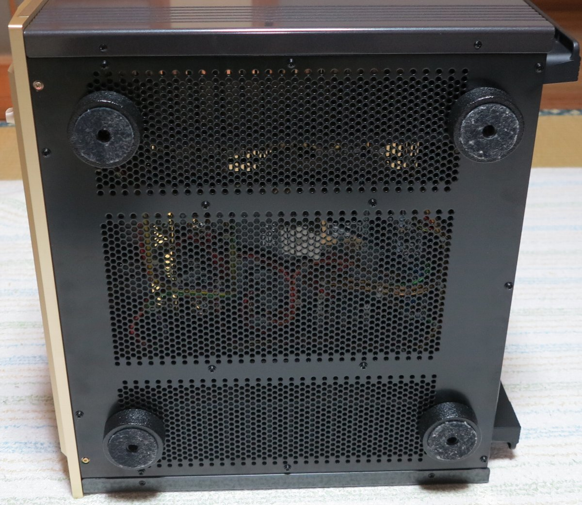 Accuphase アキュフェーズ P-5000 パワーアンプ _画像7