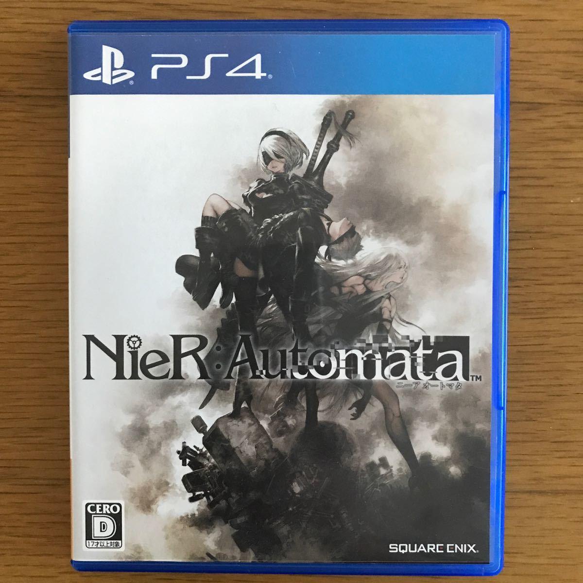 【PS4】 ニーアオートマタ