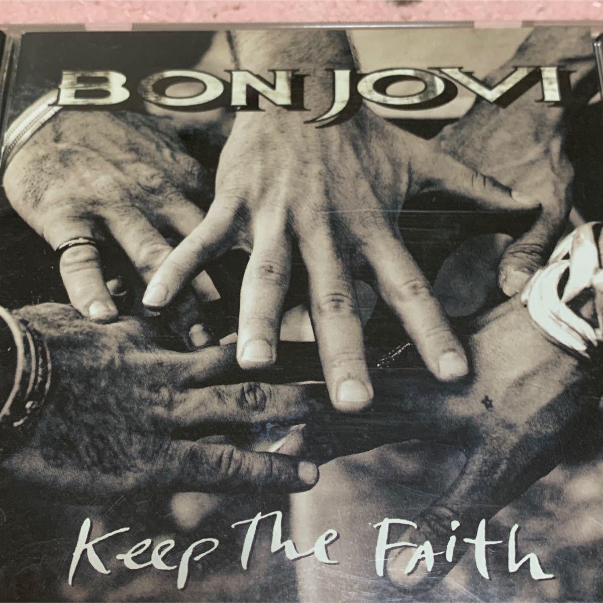 BON JOVI Keep The Faith