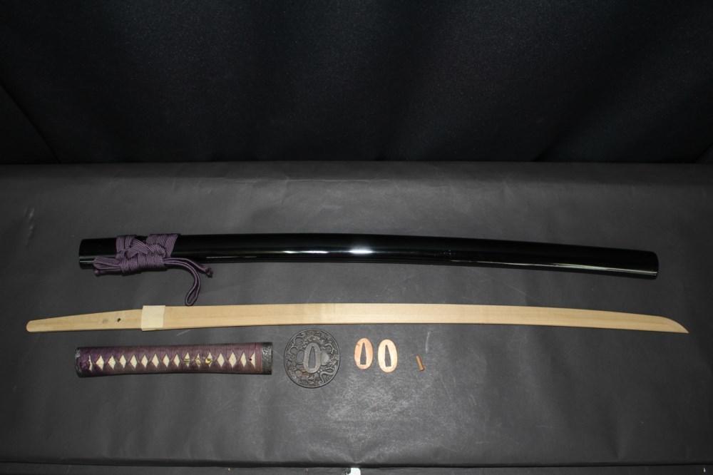 (AK-72)刀の拵◆江戸時代_画像5