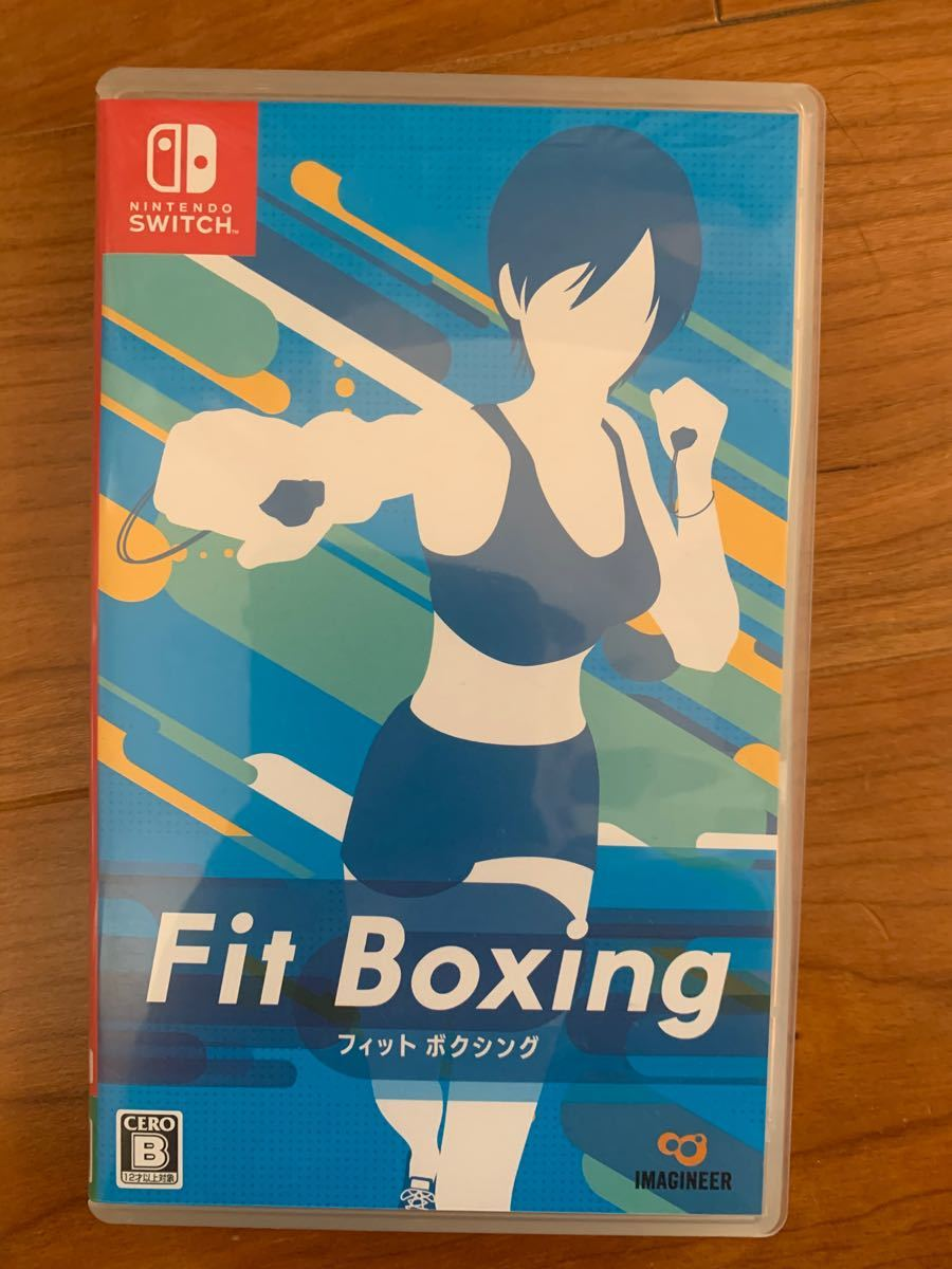 【Switch】 Fit Boxing