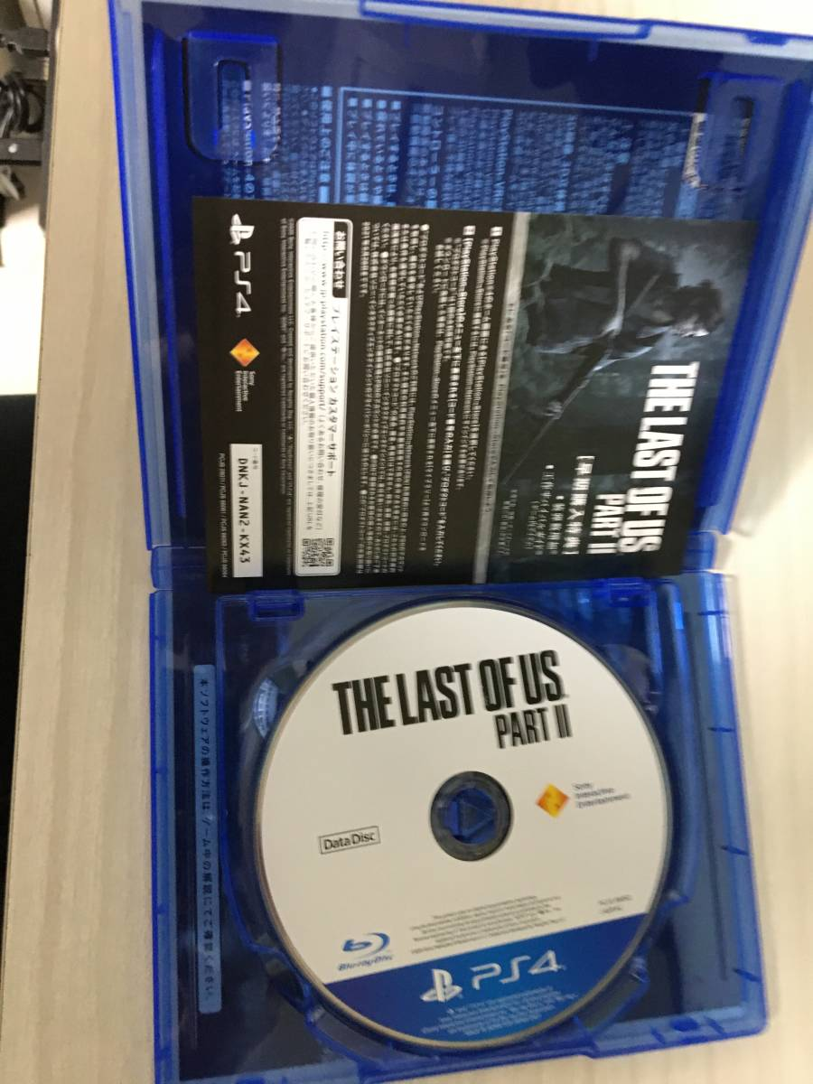 【PS4】THE LAST OF US Ⅱ【ゲーム】