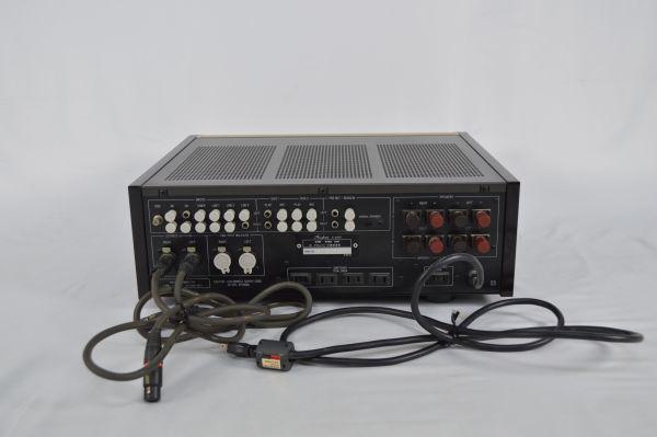 Accuphase アキュフェーズ アンプ E-305V 通電確認済み オーディオ機器_画像4