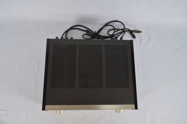 Accuphase アキュフェーズ アンプ E-305V 通電確認済み オーディオ機器_画像2