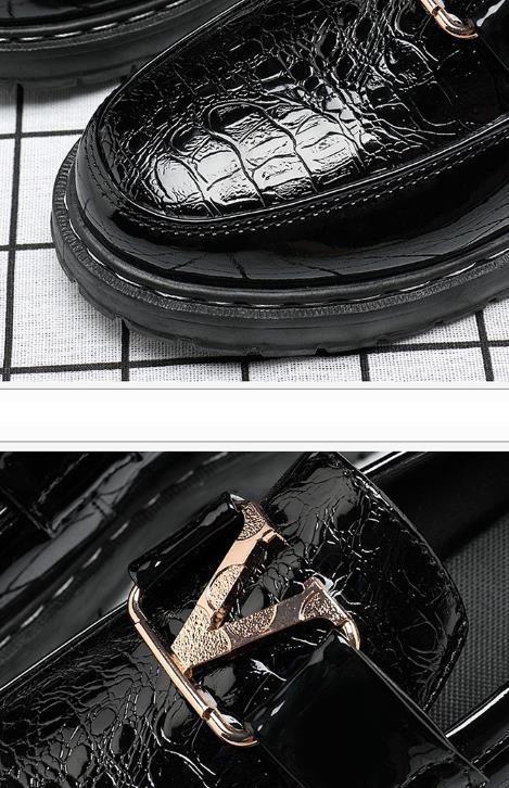 スリッポン メンズ ローファー ビジネスシューズ ドライビングシューズ 人工皮革 カジュアルシューズ 軽量 快適 滑り止め 432sd_画像4