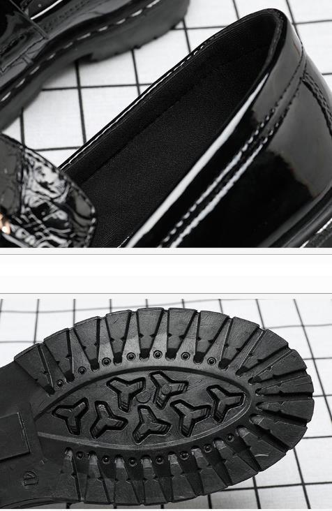 スリッポン メンズ ローファー ビジネスシューズ ドライビングシューズ 人工皮革 カジュアルシューズ 軽量 快適 滑り止め 432sd_画像5