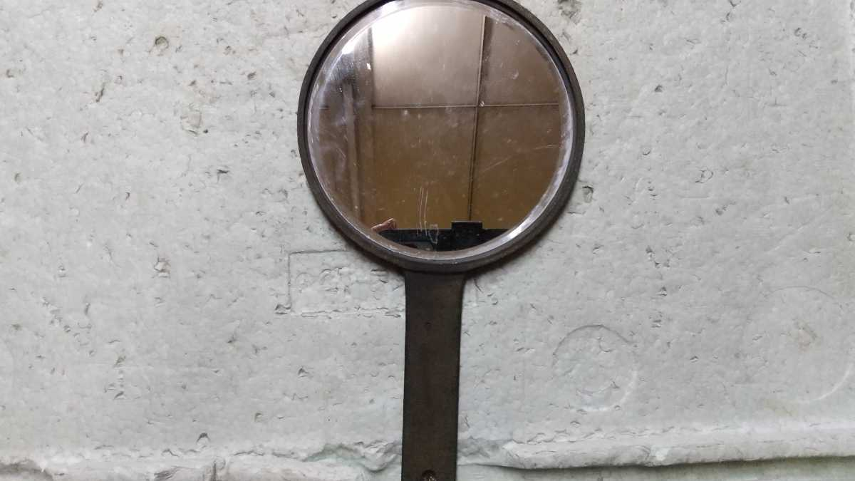 旧家買い取り品 春画 手鏡 古い 昭和レトロ アンティーク 作家物 _画像7
