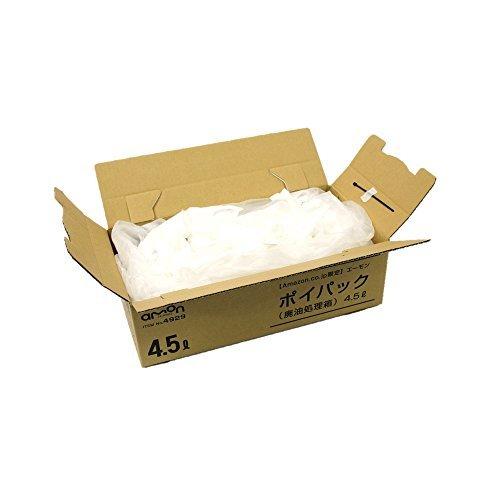 お買い得限定品 4.5L 【Amazon.co.jp限定】 エーモン ポイパック(廃油処理箱) 4.5L (1604)_画像2