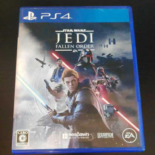 PS4 STAR WARS ジェダイフォールンオーダー PS4ソフト