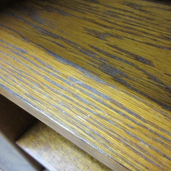 イギリス アンティーク 家具 ブックケース 本棚 書棚 シェルフ 飾り棚 収納家具 店舗什器 英国 BOOKCASE 6408b_画像8