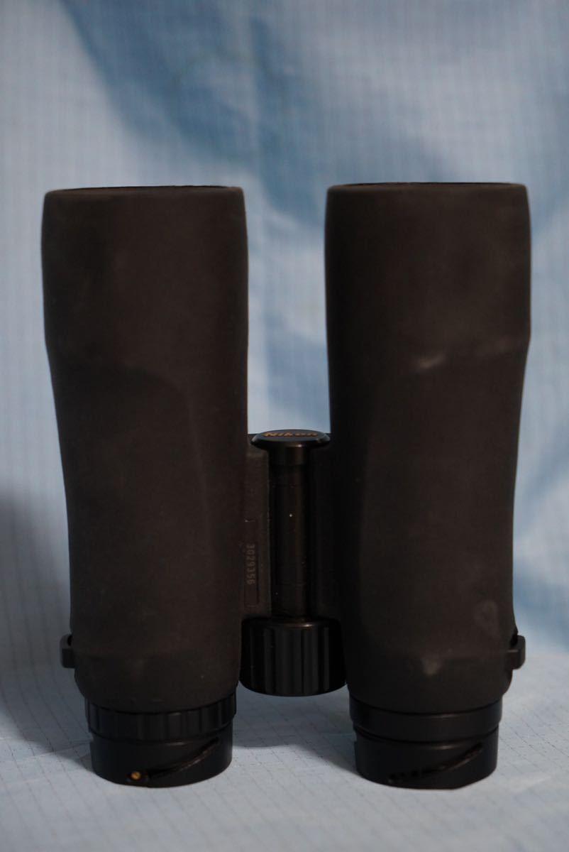 ニコン製 双眼鏡 Nikon PROSTAFF P 511 10×42 5.6° WATERPROOF 難あり ◇ ジャンク品_画像2
