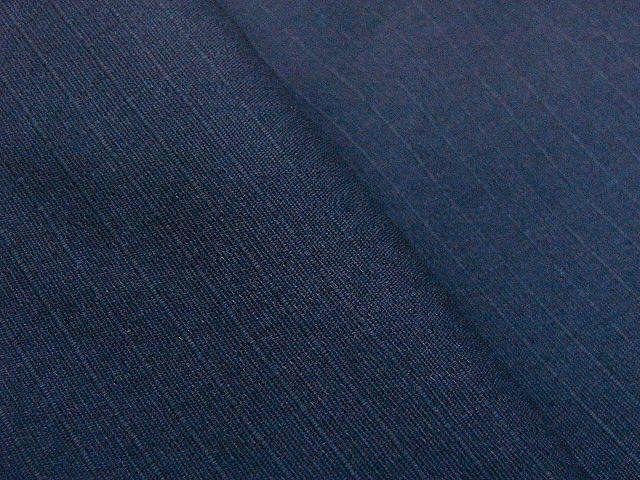 わけあり品 濃紺色地 綿100%・シャンタン生地 作務衣 LLサイズ 未使用品_画像10