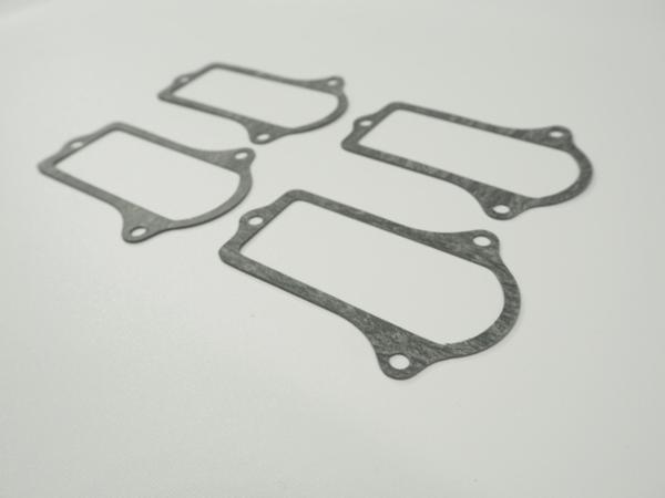 Z750FX I型 キャブレタートップ ガスケット 4枚セット Z750-D2/3 Z750FX1_画像2