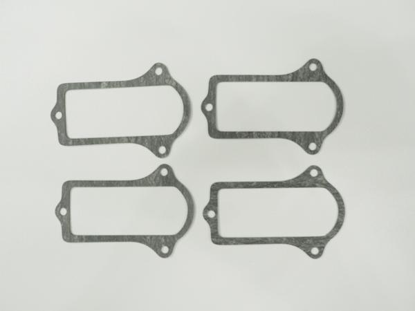 Z750FX I型 キャブレタートップ ガスケット 4枚セット Z750-D2/3 Z750FX1_画像1