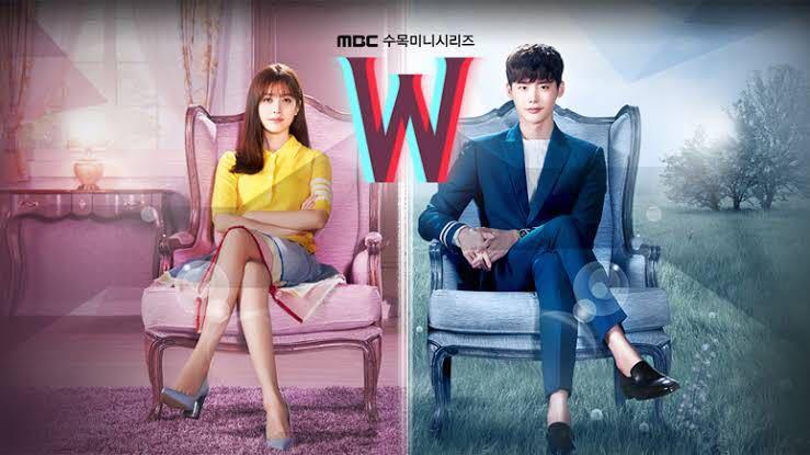 韓国ドラマ★W-ダブル-★ブルーレイ・Blu-ray 全話収録 当日~3日で発送