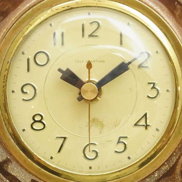 送料無料 アンティークウォールクロック UNKNOWN/ヴィンテージ壁掛け時計アメリカ製usa製ミッドセンチュリー北欧昭和レトロモダン50s60s70s_画像3