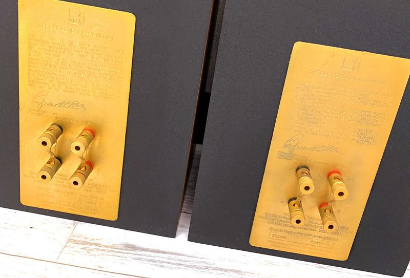 M5091●KEF LS3/5a Signature Model スピーカー BBCスタジオモニター レイモンド・クック●1002_画像7