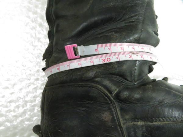 interstyle ライディングブーツ 乗馬ブーツ 表記サイズ36 / AIGLE 934 XL ロングブーツ 計2点 管理靴21012AV_画像5