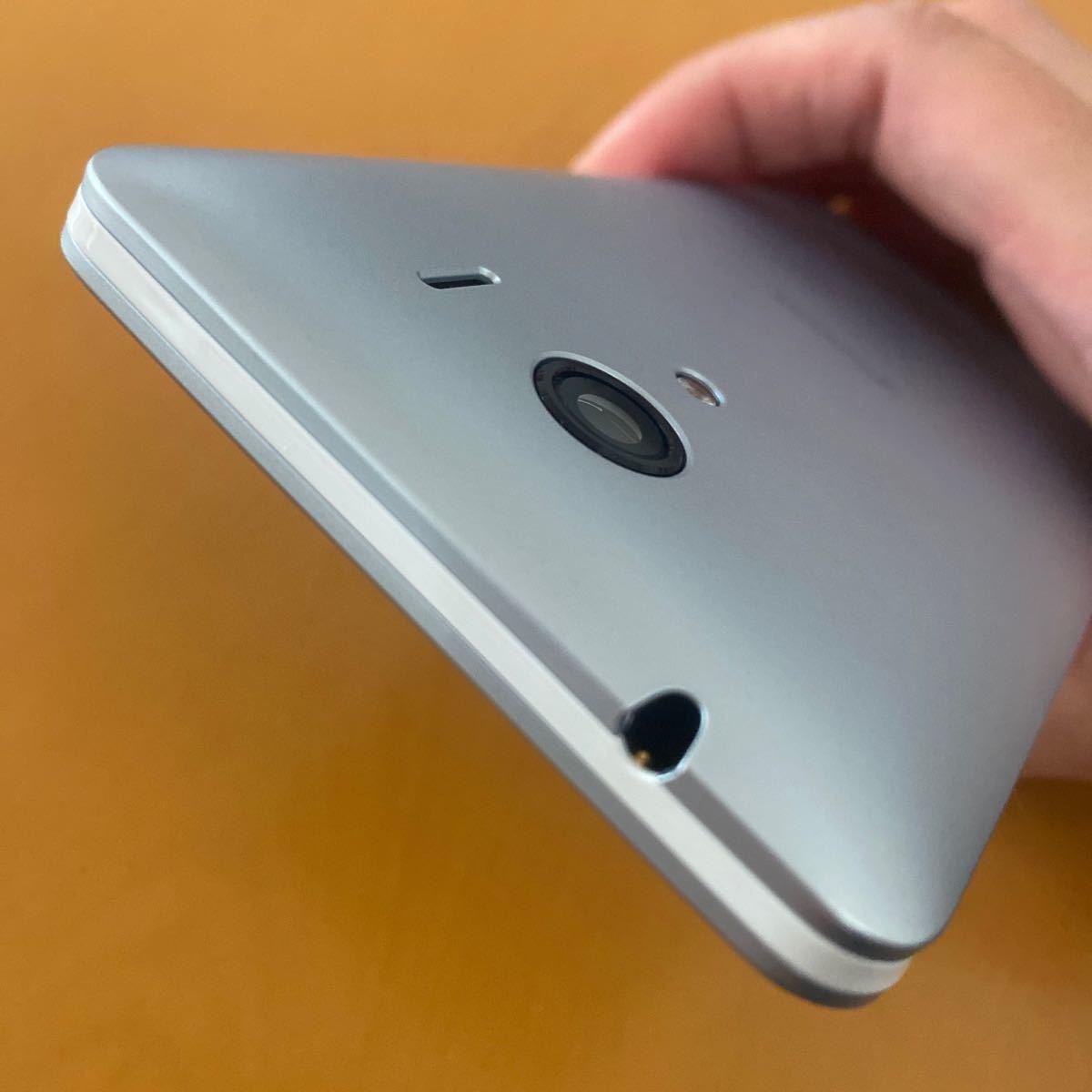 匿名発送無料!中古美品 SIMフリー Y!mobile Android One S2 ホワイト ネットワーク制限○ SIMロック解除済み 初期化済み_画像5