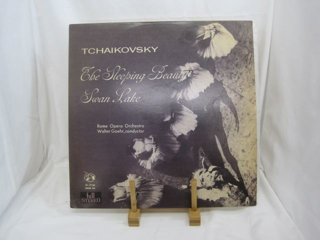 [201013073] チャイコフスキー バレエ組曲「白鳥の湖」 バレエ組曲「眠りの森の美女」 LP レコード M 2156-A クラシック 管弦楽 【中古】_画像6
