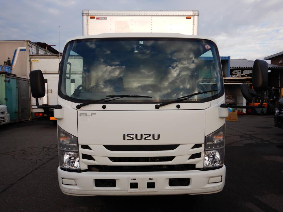 「◆0785◆平成27年式 いすゞエルフ2t 走行10,2万Km」の画像1