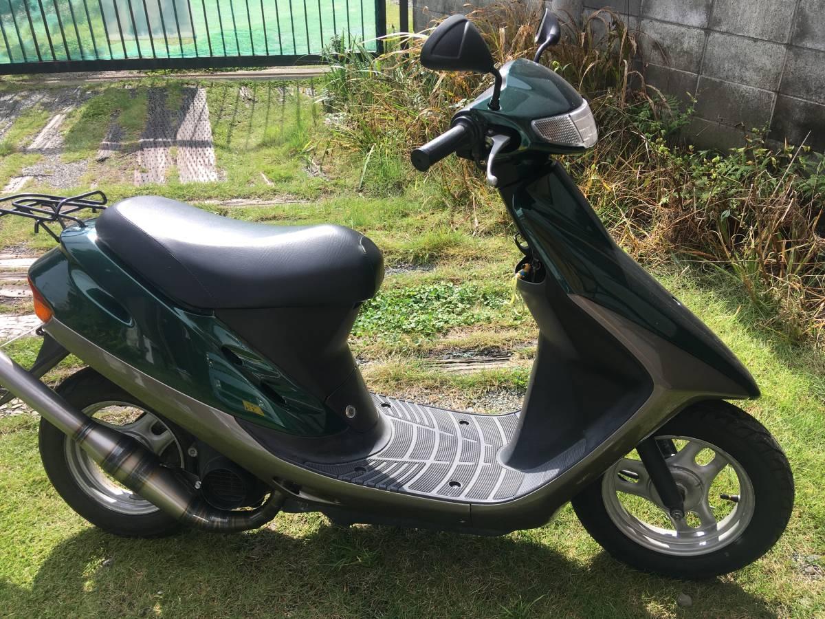 「ホンダ Dio AF27 50cc 2サイクル」の画像1