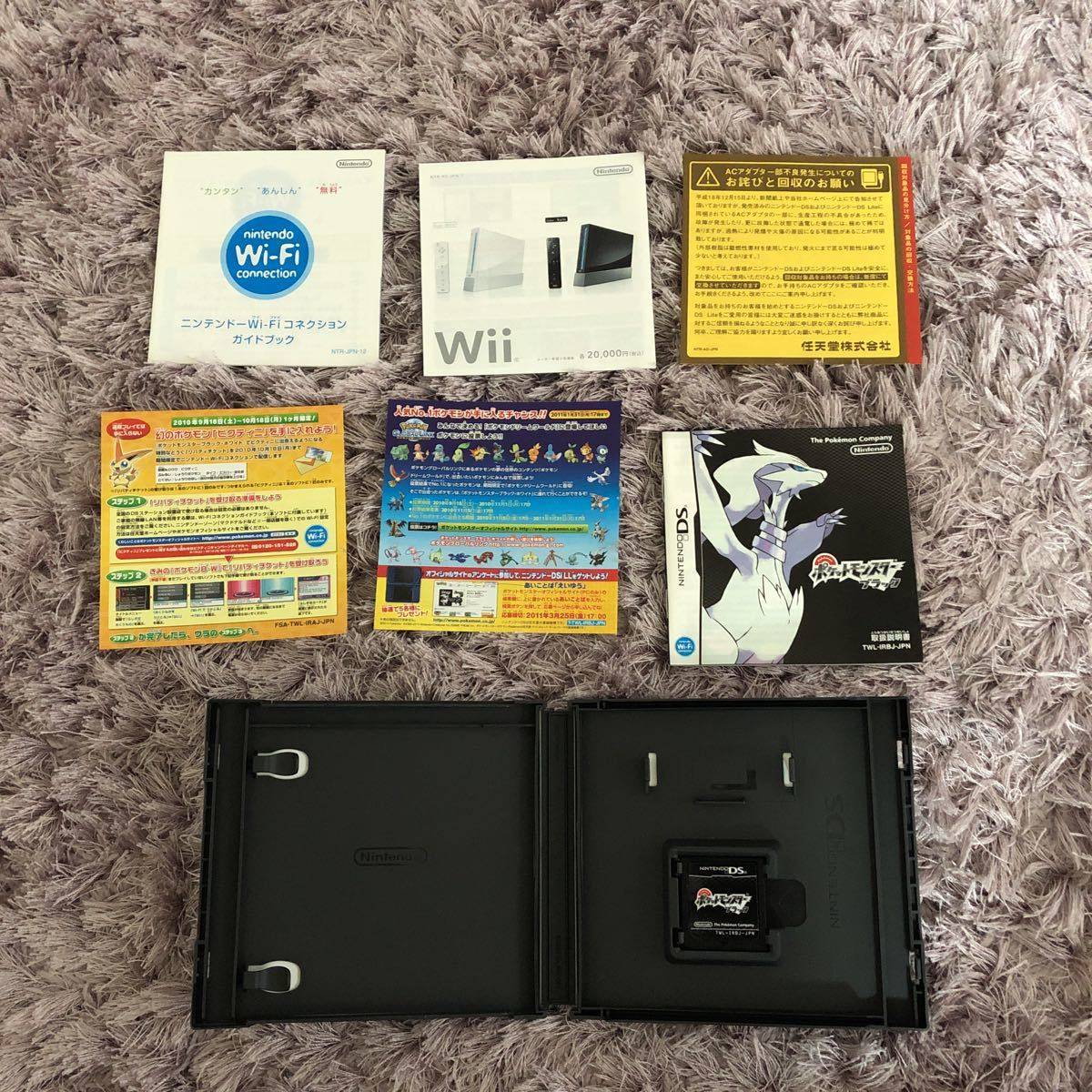 DSソフト ポケットモンスターブラック