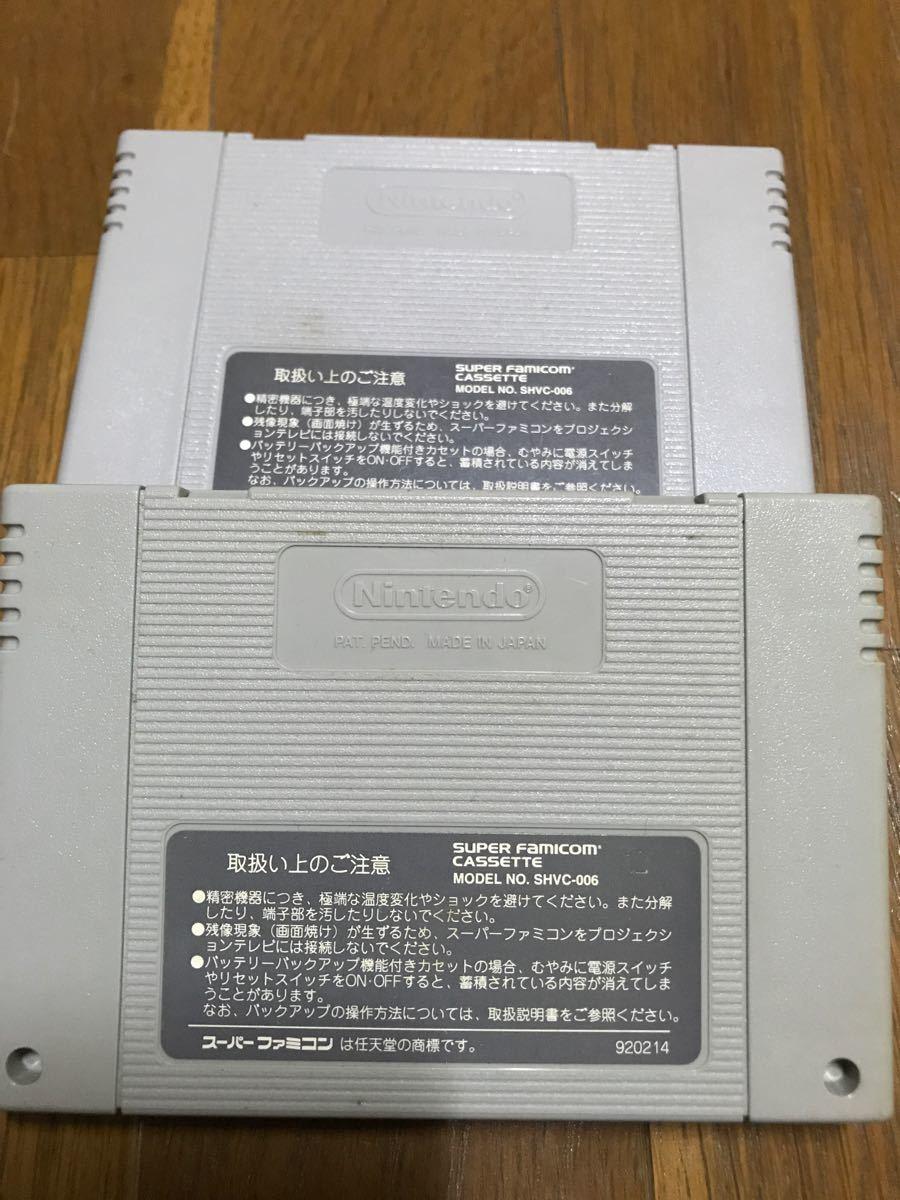 SFC、スーパーファミコン、パチンコソフト2本セット