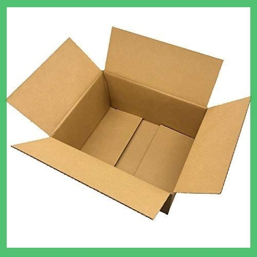 バカ売れ 60サイズ ダンボール 日本製 段ボール箱 (外寸約25×20×13cm) 宅配 梱包 (10枚) 引っ越し_画像1