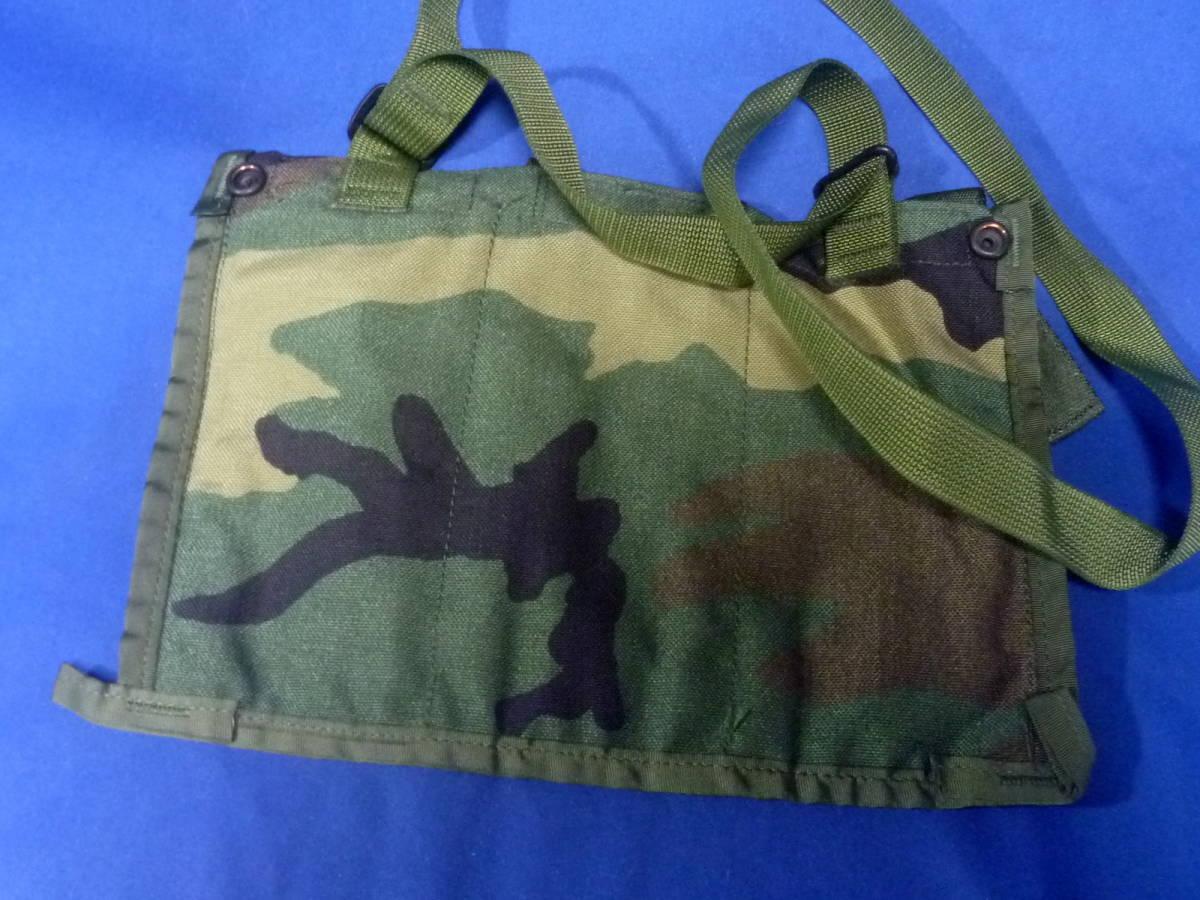 米軍放出品 マガジンポーチ M16A2 未使用品 210409_画像6