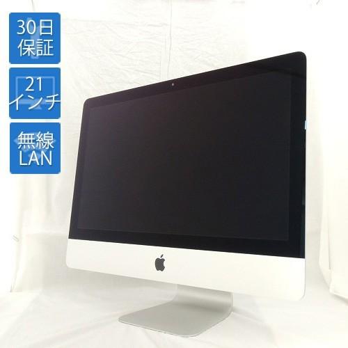 Apple/iMac/ME086J/A/Core i5 2.7GHz/HDD 1TB/メモリ 8GB/21.5インチ/Mac OS X 10.10【良】_画像1