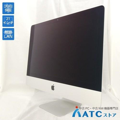 【筐体美品】Apple/iMac/ME087J/A/Core i5 2.9GHz/HDD 1TB/メモリ 8GB/21.5インチ/Mac OS X 10.9【良】_画像1