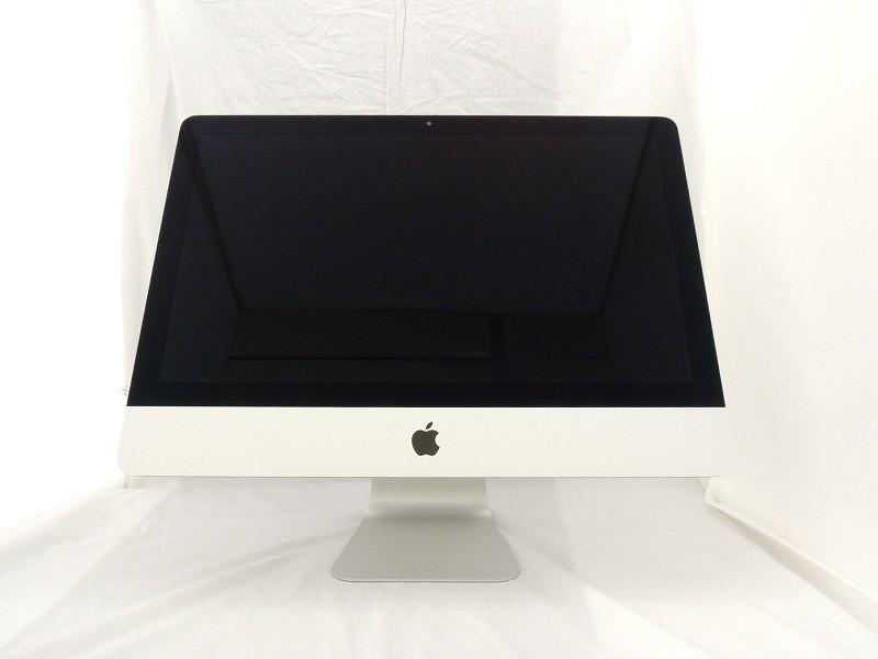 Apple/iMac/ME086J/A/Core i5 2.7GHz/HDD 1TB/メモリ 8GB/21.5インチ/Mac OS X 10.10【良】_画像2