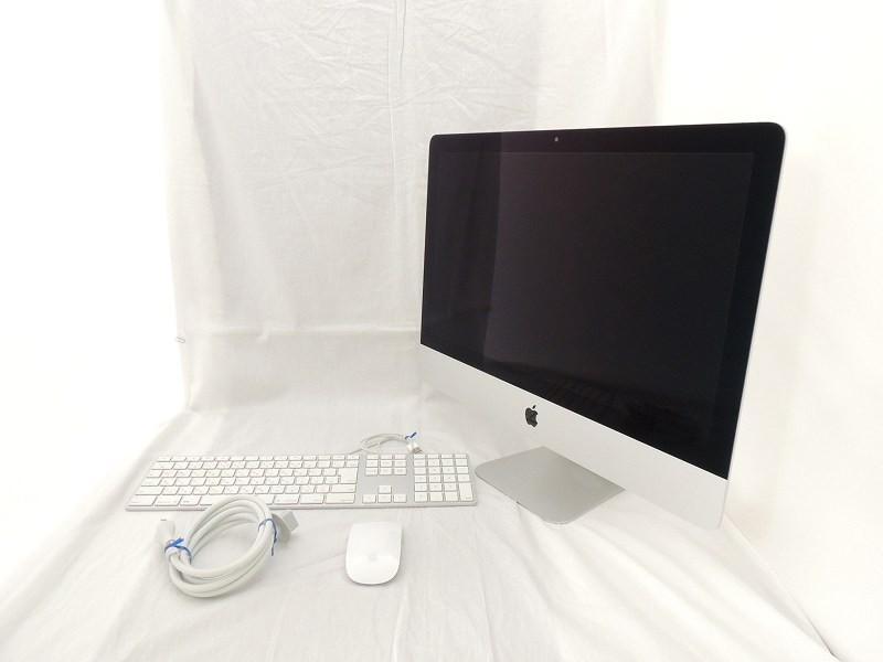 Apple/iMac/ME086J/A/Core i5 2.7GHz/HDD 1TB/メモリ 8GB/21.5インチ/Mac OS X 10.10【良】_画像9