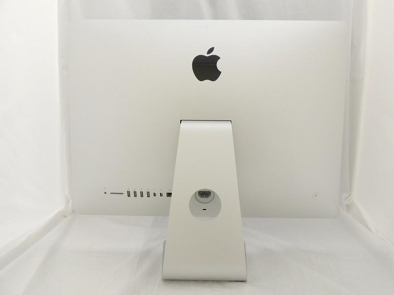 【筐体美品】Apple/iMac/ME087J/A/Core i5 2.9GHz/HDD 1TB/メモリ 8GB/21.5インチ/Mac OS X 10.9【良】_画像3