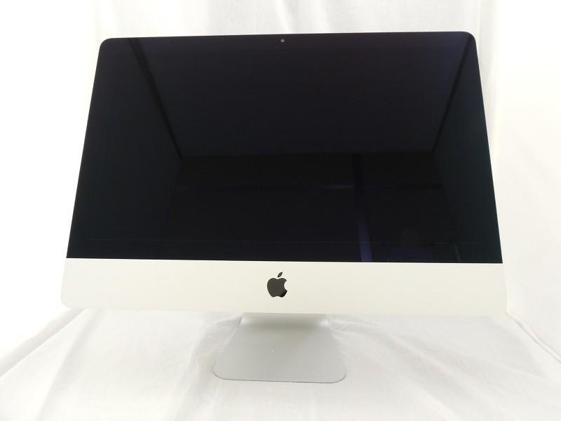 【筐体美品】Apple/iMac/ME087J/A/Core i5 2.9GHz/HDD 1TB/メモリ 8GB/21.5インチ/Mac OS X 10.9【良】_画像2