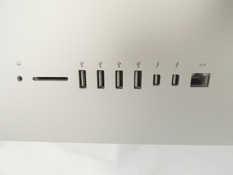 【筐体美品】Apple/iMac/ME087J/A/Core i5 2.9GHz/HDD 1TB/メモリ 8GB/21.5インチ/Mac OS X 10.9【良】_画像4