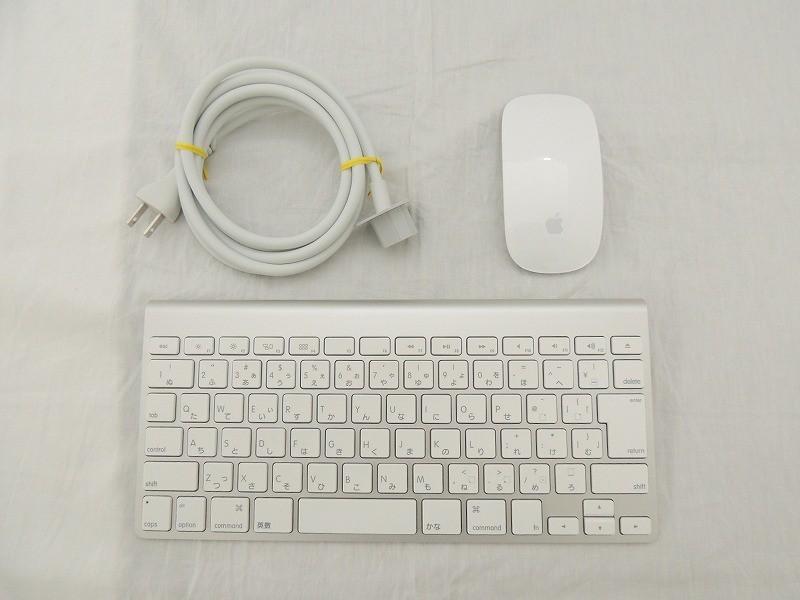【筐体美品】Apple/iMac/ME087J/A/Core i5 2.9GHz/HDD 1TB/メモリ 8GB/21.5インチ/Mac OS X 10.9【良】_画像10