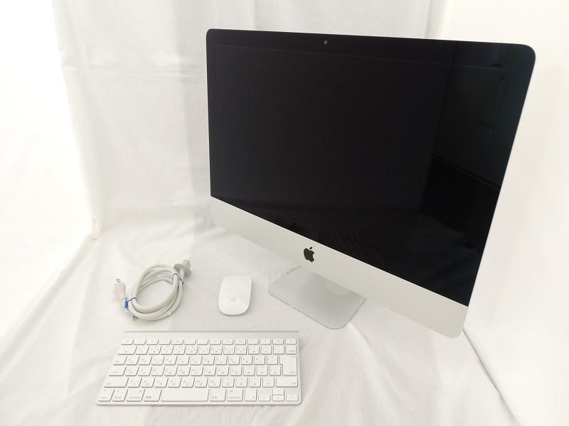 【筐体美品】Apple/iMac/ME087J/A/Core i5 2.9GHz/HDD 1TB/メモリ 8GB/21.5インチ/Mac OS X 10.9【良】_画像5