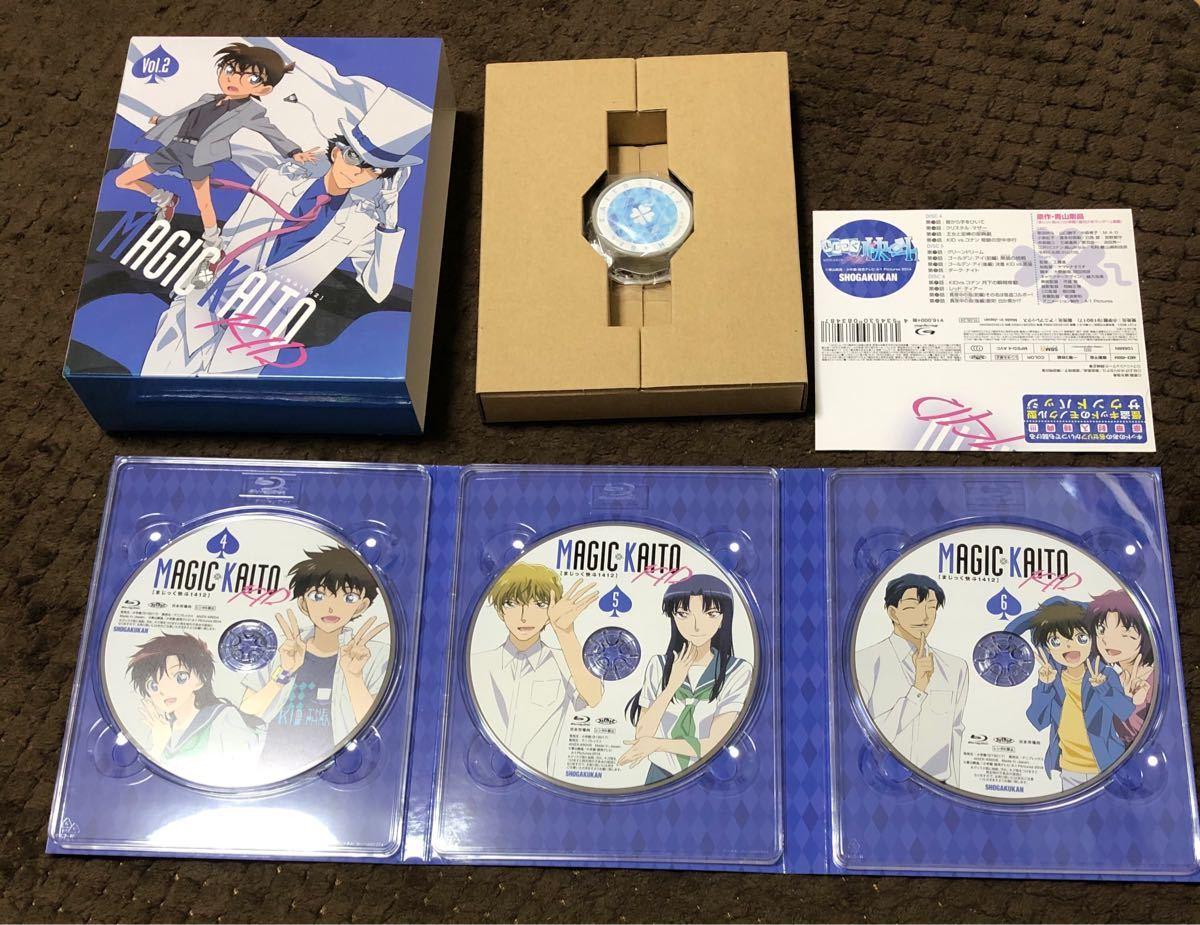 まじっく快斗 1412 Blu-ray BOX 完全生産限定版 2BOXセット