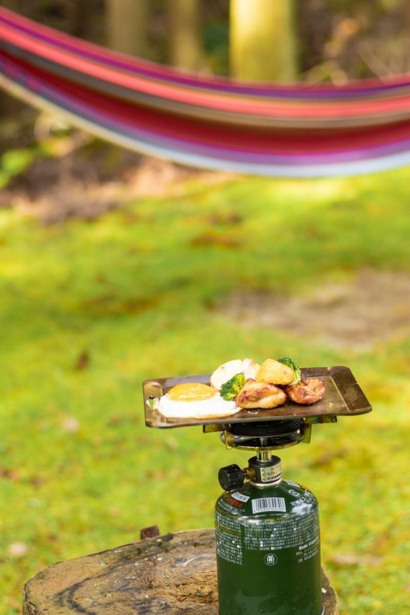 鉄板 3.2㍉ プレート 登山 焚き火 BBQ アウトドア ソロキャンプ