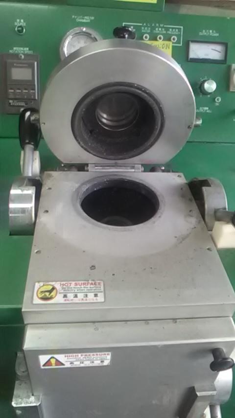 吉田キャスト鋳造機 YGP-5AE_画像5