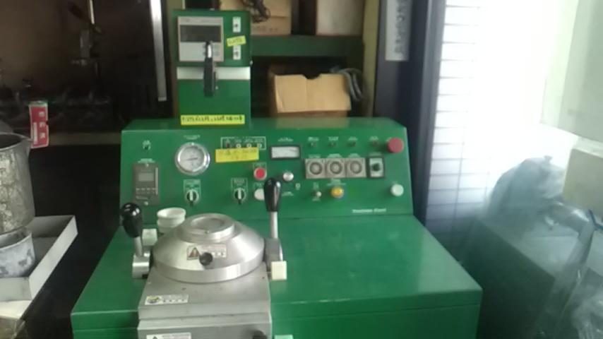 吉田キャスト鋳造機 YGP-5AE_画像4