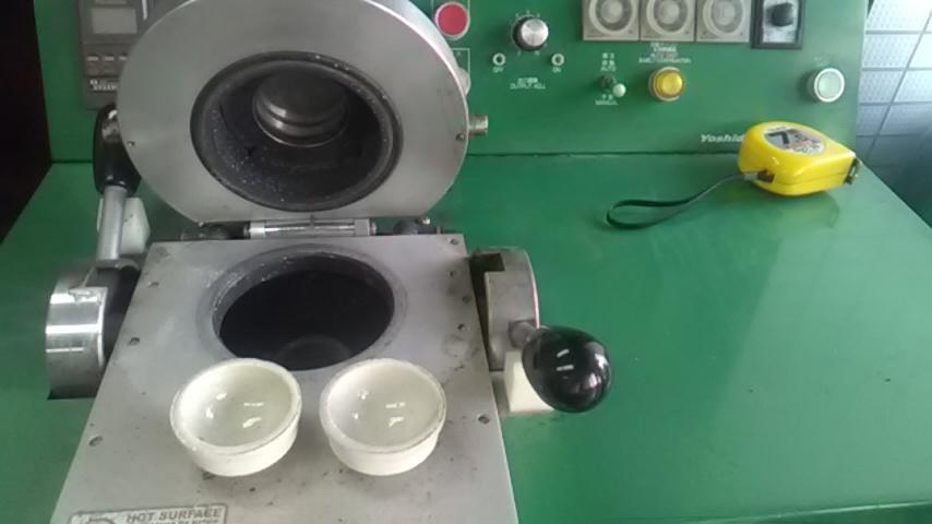 吉田キャスト鋳造機 YGP-5AE_画像7