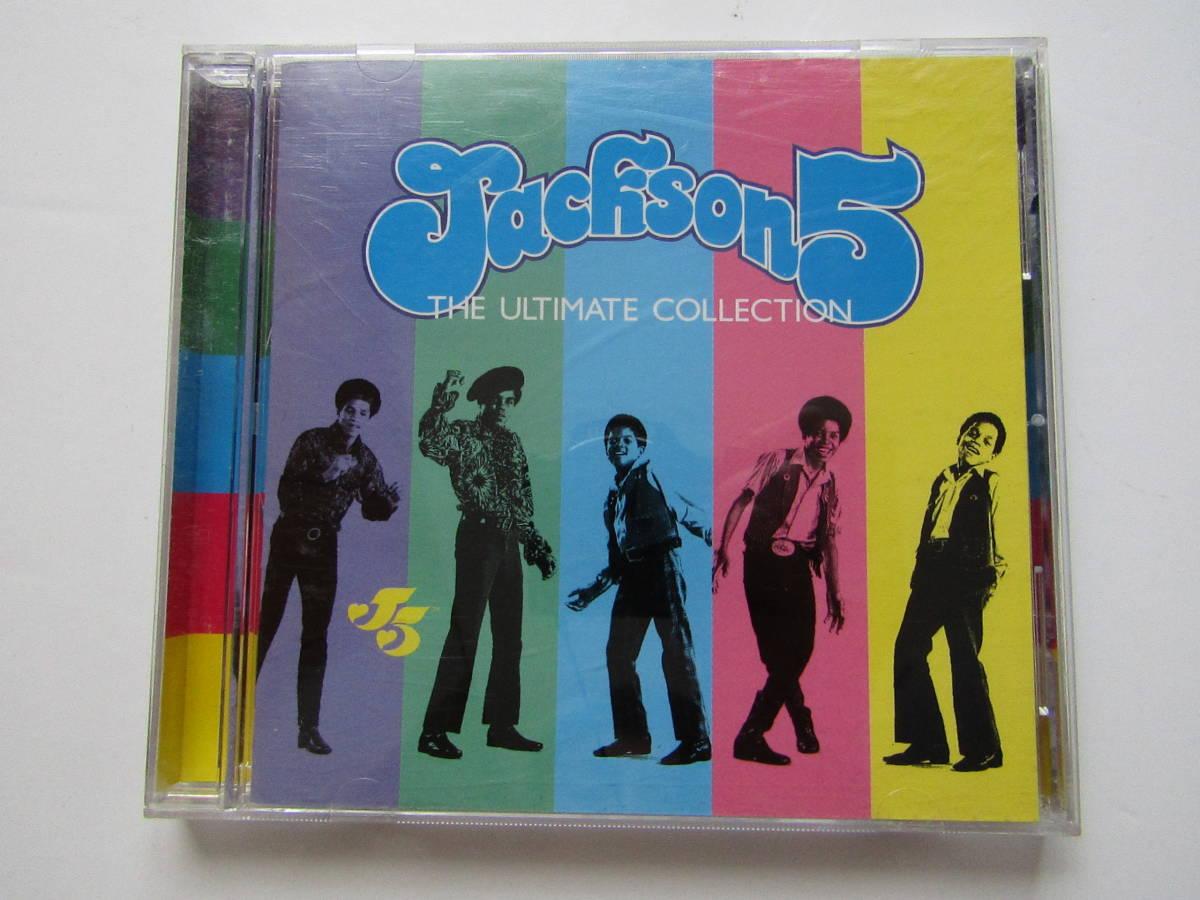 CD ジャクソンファイブ THE ULTIMATE COLLECTION ベスト・オブ・ジャクソン・ファイブ マイケル・ジャクソン