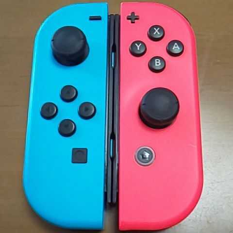 Nintendo Switch Joy-Con (L)ネオンブルー/(R)ネオン
