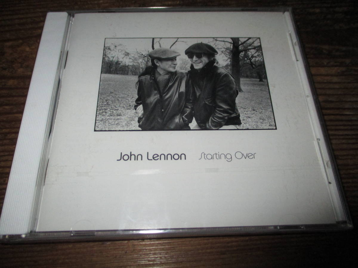 john lennon / starting over (UsプロモCD送料込み!!)