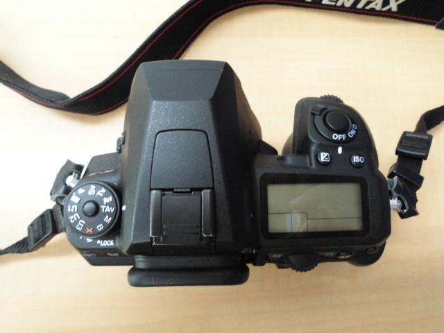 デジタル 一眼レフ カメラ RICOH PENTAX K-3 SR リコー ペンタックス バッテリー2個 充電器 箱 付_画像7